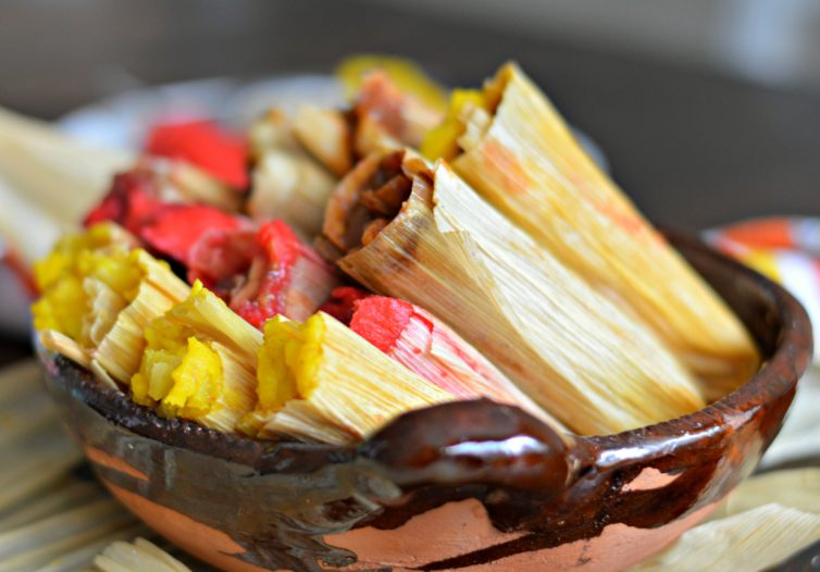 tamales dulces 3 Why Mexican Food Is The Best Choice For A Festive Party