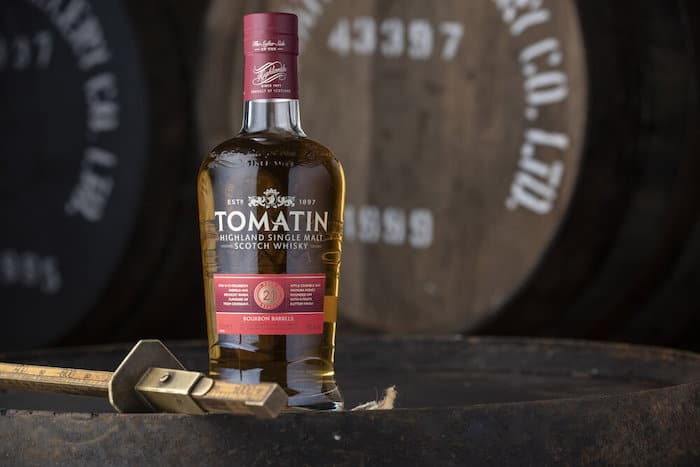 Tomatin Brings A New 21 Year Old Scotch To Travel Retail photo