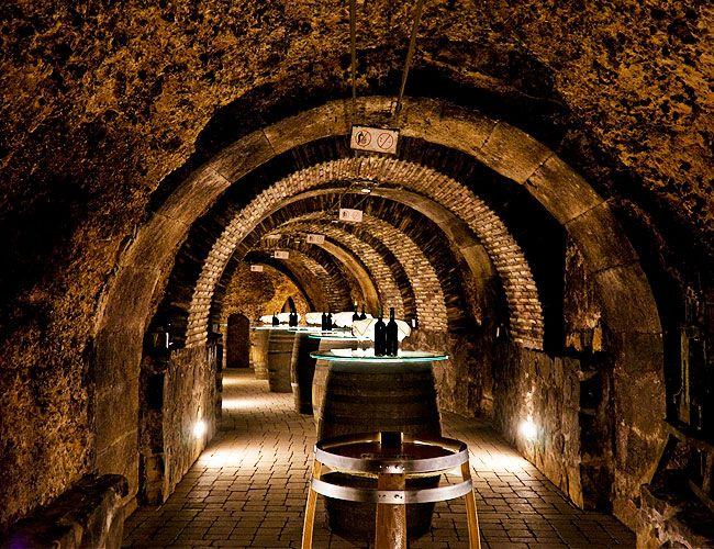 11 South African Wine Caves For Subterranean Sipping photo