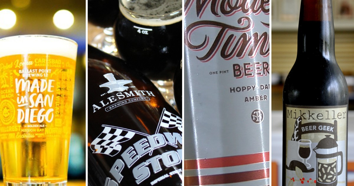 Seven San Diego County Brewers Ranked Among World's Best — Again photo