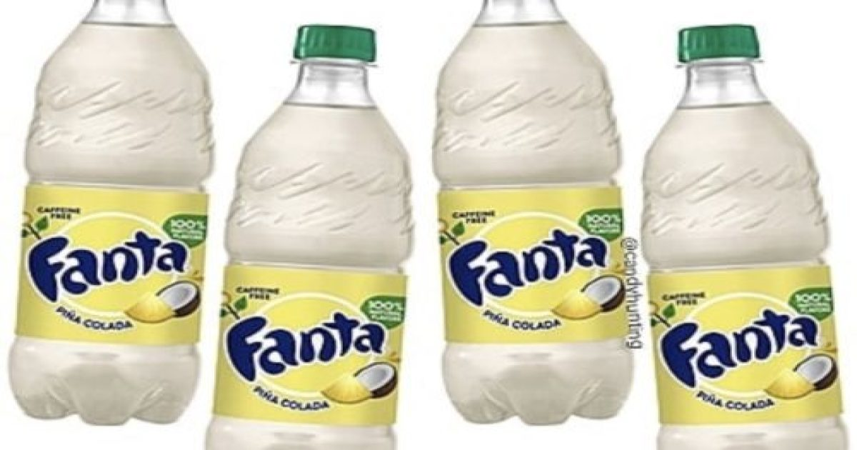 Piña Colada Fanta Is Hitting Store Shelves Soon photo
