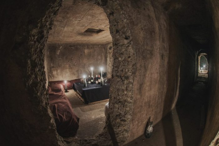 weltevrede underground 700x468 11 South African Wine Caves For Subterranean Sipping