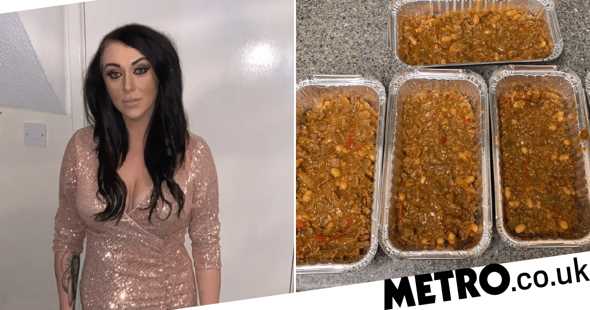 Woman Says She Saves £80 A Month By Batch-cooking All Her Meals photo