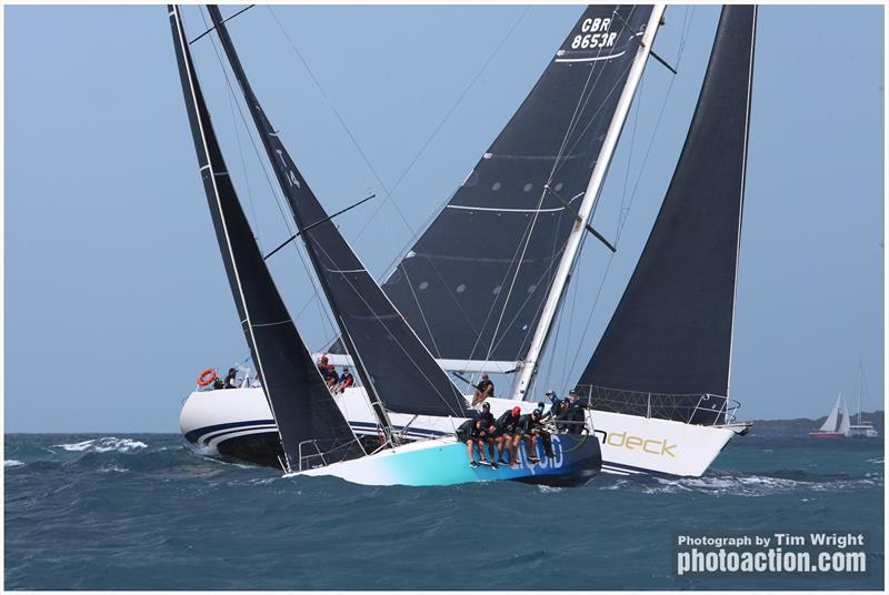 Island Water World Grenada Sailing Week photo