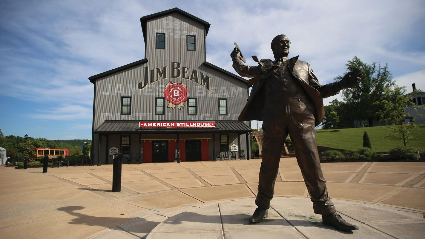 Jim Beam, Brown-forman Shut Down Public Distillery Tours Due To Growing Coronavirus Pandemic photo