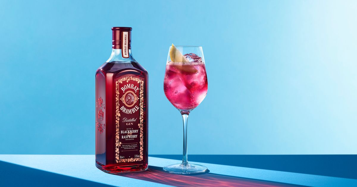 Bombay Sapphire Launch New Bombay Bramble Flavoured Gin For Summer photo