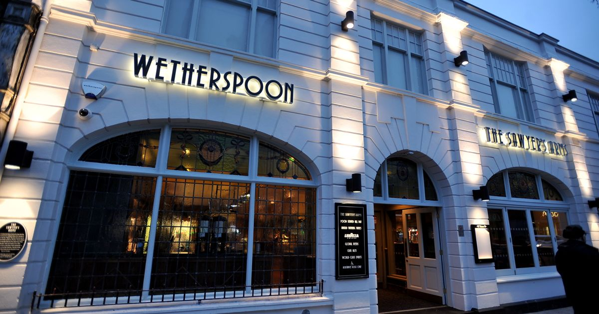 Wetherspoons Is Removing Three Much-loved Cocktails From Its Drinks Menu photo