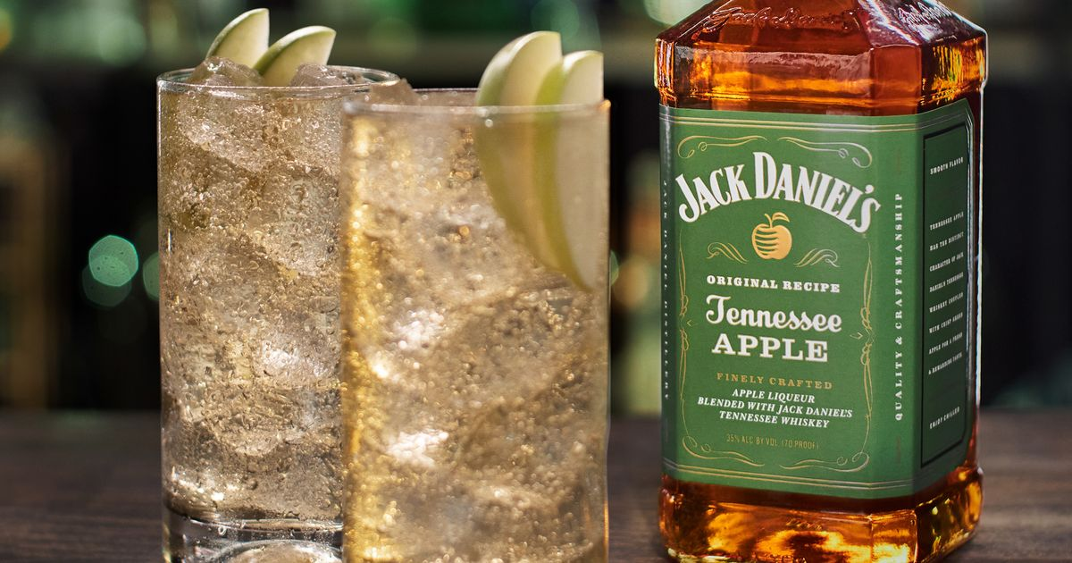 Jack Daniel's Has Launched An Apple-flavoured Whisky Ready For Summer photo