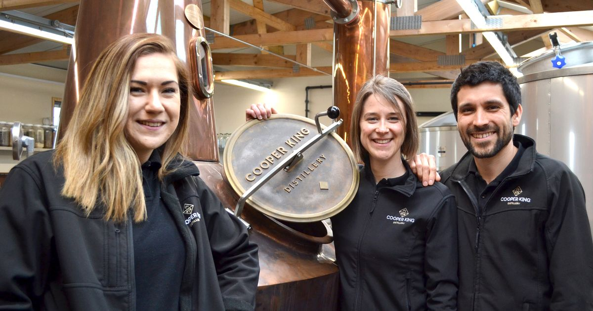 How A York Distillery Made The Switch From Gin To Hand Sanitiser photo