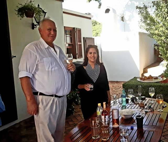 Family Feud Over Stellenbosch Wine Estate Turns Ugly After Murder photo