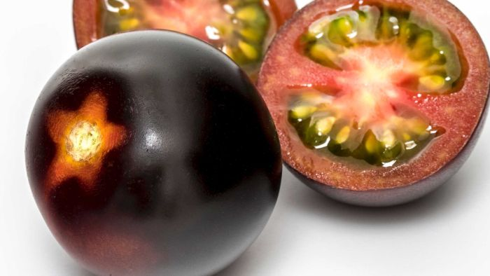 'tomatoes Are Having A Lovely Renaissance' As New Deep Purple Variety Trialled In Australia photo