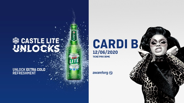 Castle Lite Reveals Its Headliner For Its `unlocks` 2020 Event photo
