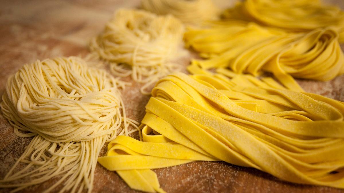 Quarantine Activity Idea: Learn How To Make Pasta From An Italian Grandma Online photo
