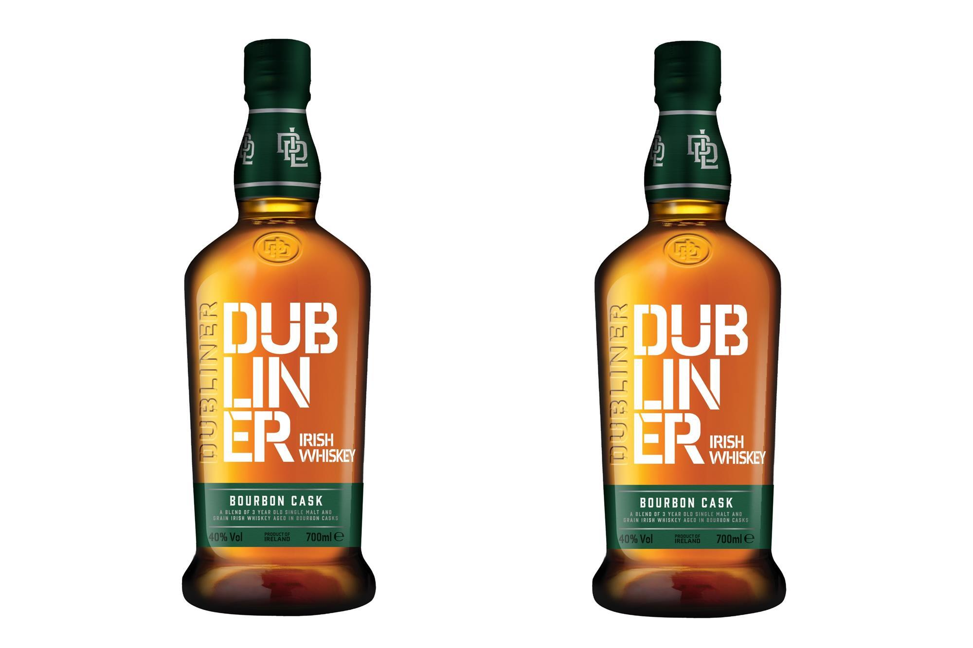 Dubliner Whiskey Gets 'bold' Redesign To Attract Younger Shoppers photo