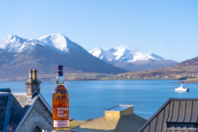 Isle Of Raasay Distillery Unveils Final Expression Before Its Inaugural Single Malt Release photo
