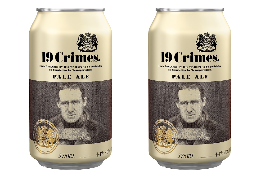 19 Crimes Takes To Beer photo