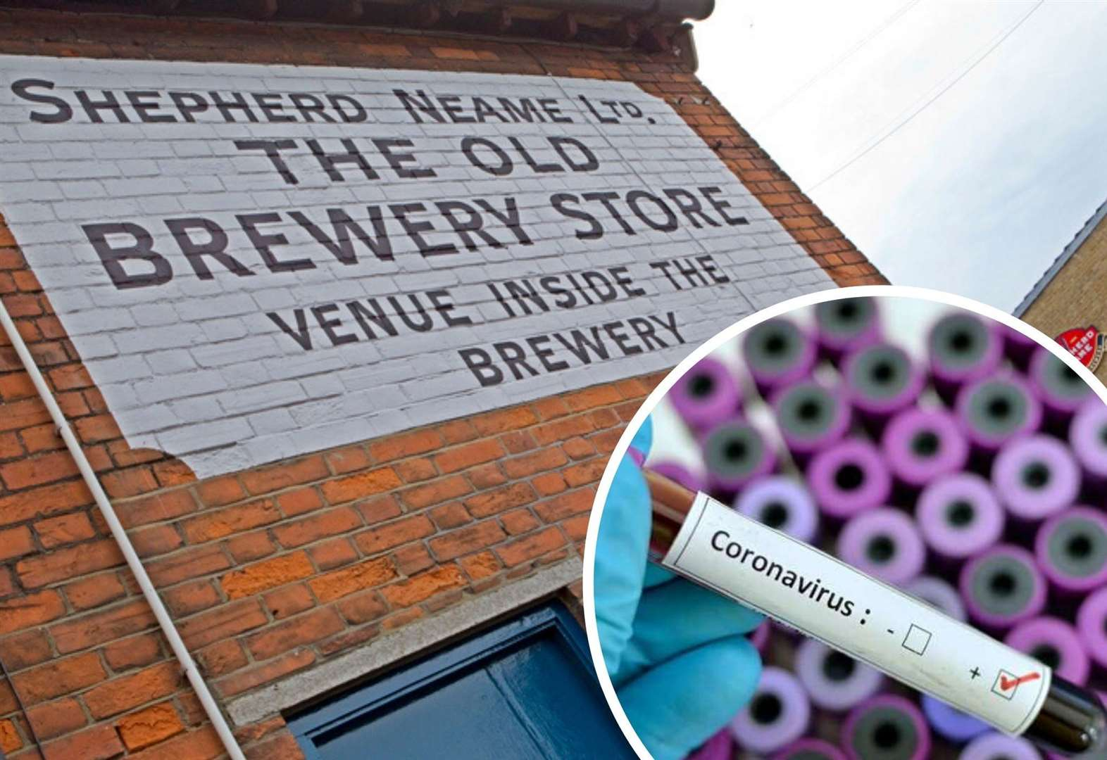 Brewery Suspends Tours Amid Virus Outbreak photo