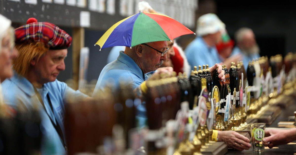 170 Craft Beers And Ciders Behind The Bar For Newcastle Beer And Cider Festival photo
