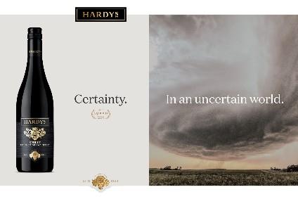 Accolade Wines Makes Money-back Pledge In Hardys Worldwide Overhaul photo