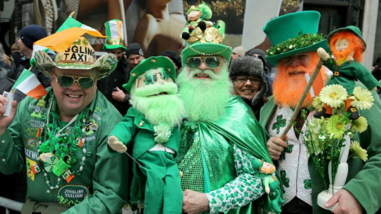 The Best St Patrick's Day Events This Year photo