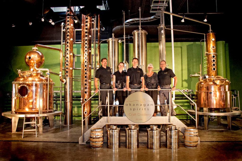 Okanagan Spirits Named World's Best, Earns Nod From Premier photo