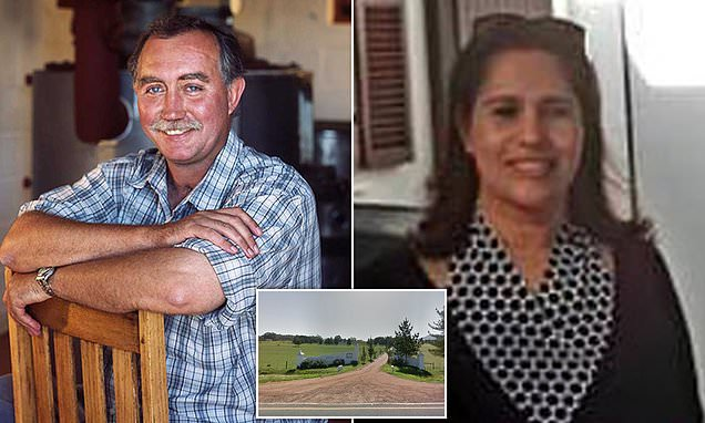 Widow Of A Murdered South African Farmer Is Accused Of Forging Will photo