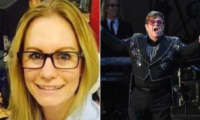 Drunk Woman Who Assaulted Cop At Elton John Concert Is Fined photo