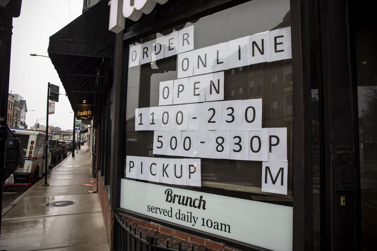 As Restaurants Struggle To Help Workers, A National Call Goes Out For Government Intervention photo
