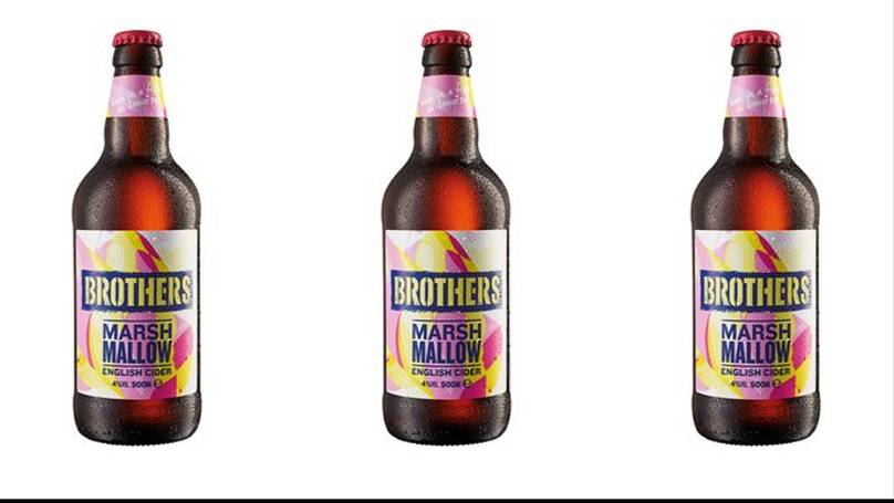 Brothers Cider Launch New Summer Flavours 'tutti Frutti' And 'marshmallow' photo