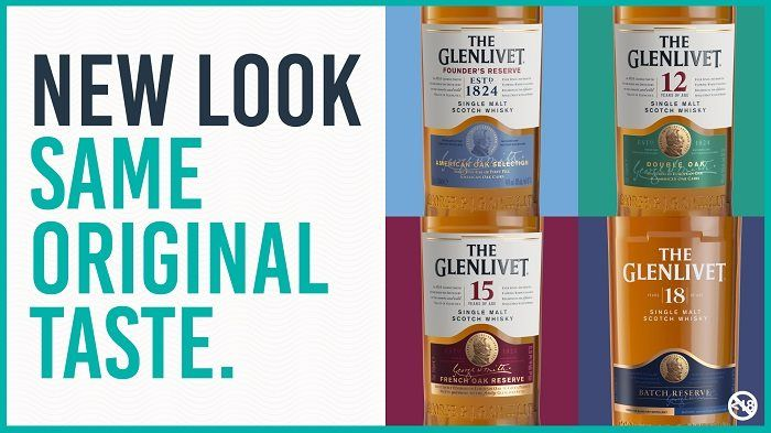 The Glenlivet Updates Packaging To Attract Younger Whisky Drinkers photo