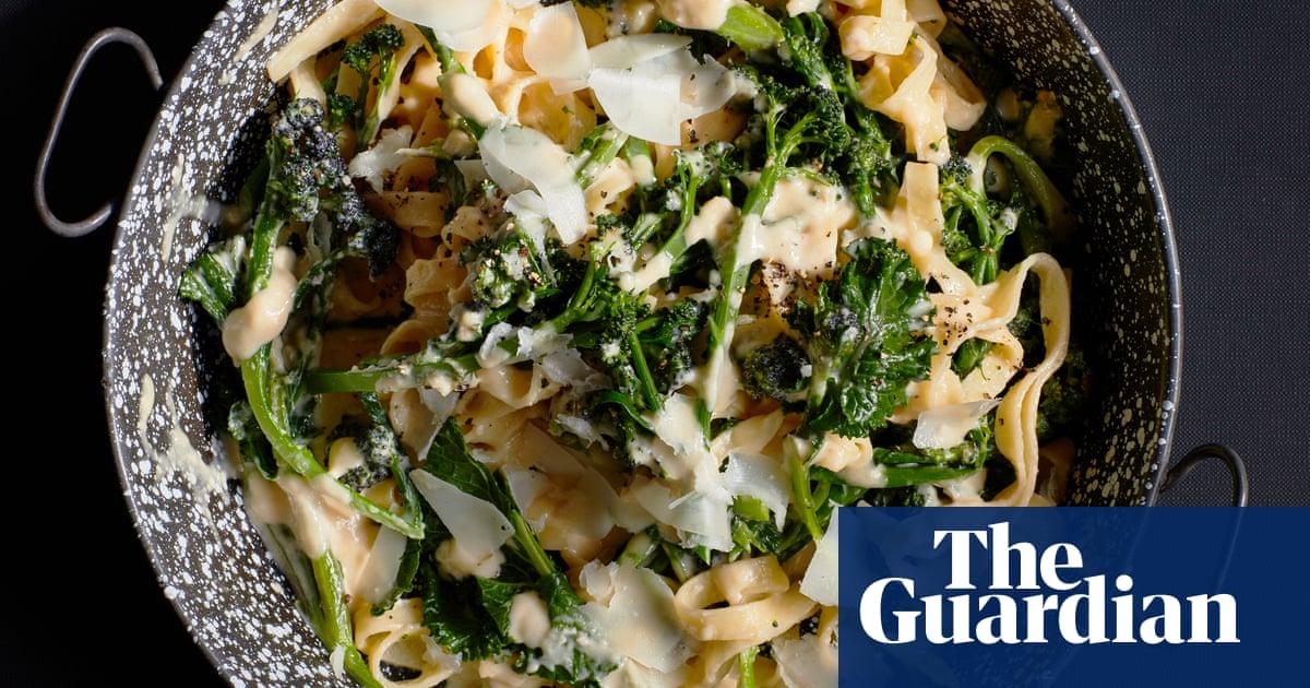 Thomasina Miers' Recipe For Sprouting Broccoli Tagliatelle photo