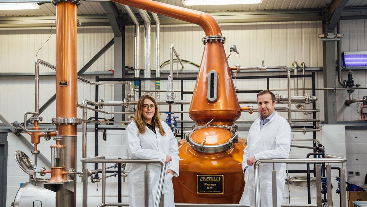 The Family Business: From Shortcross Gin To Fashion And Motoring photo