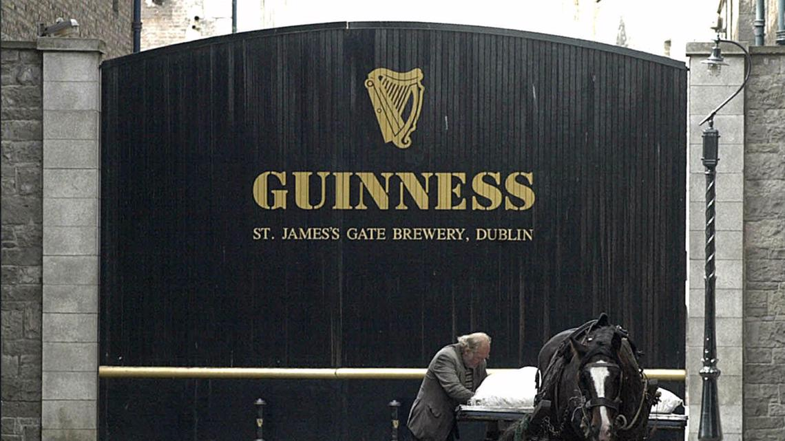 'be Good To One Another.' Guinness Releases St. Patrick's Day Message photo