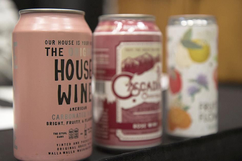 Yes They Can: The 'beerification' Of Nw Wine photo