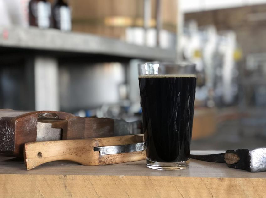 Drink Of The Week: Porter At Columbia's Hunter-gatherer Brewery photo