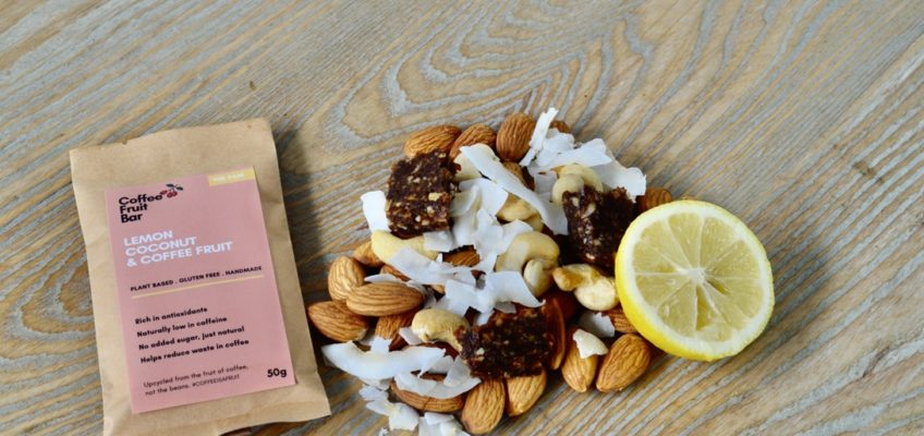Kickstart Your Afternoon With Coffee Fruit Bars Made From Coffee Cherries photo
