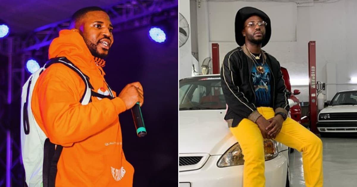Okmalumkoolkat Slams Mzansi Tea: Only Louis Vuitton Tea For Him photo
