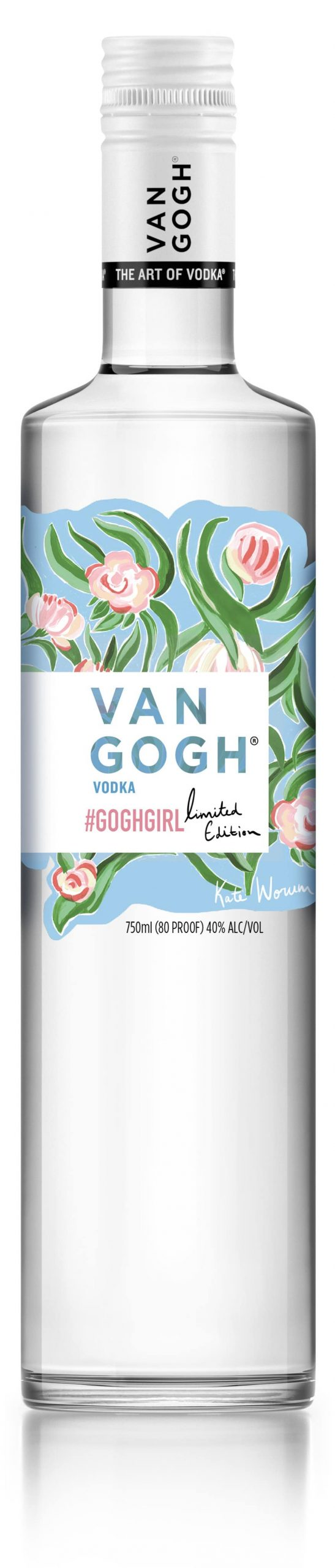 Van Gogh Vodka Releases Special Edition Bottle In Honor Of International Women's Day photo