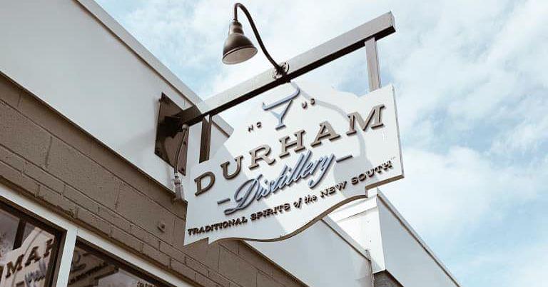 Durham Distillery Donates Sanitizing Solution To Local Restaurants photo
