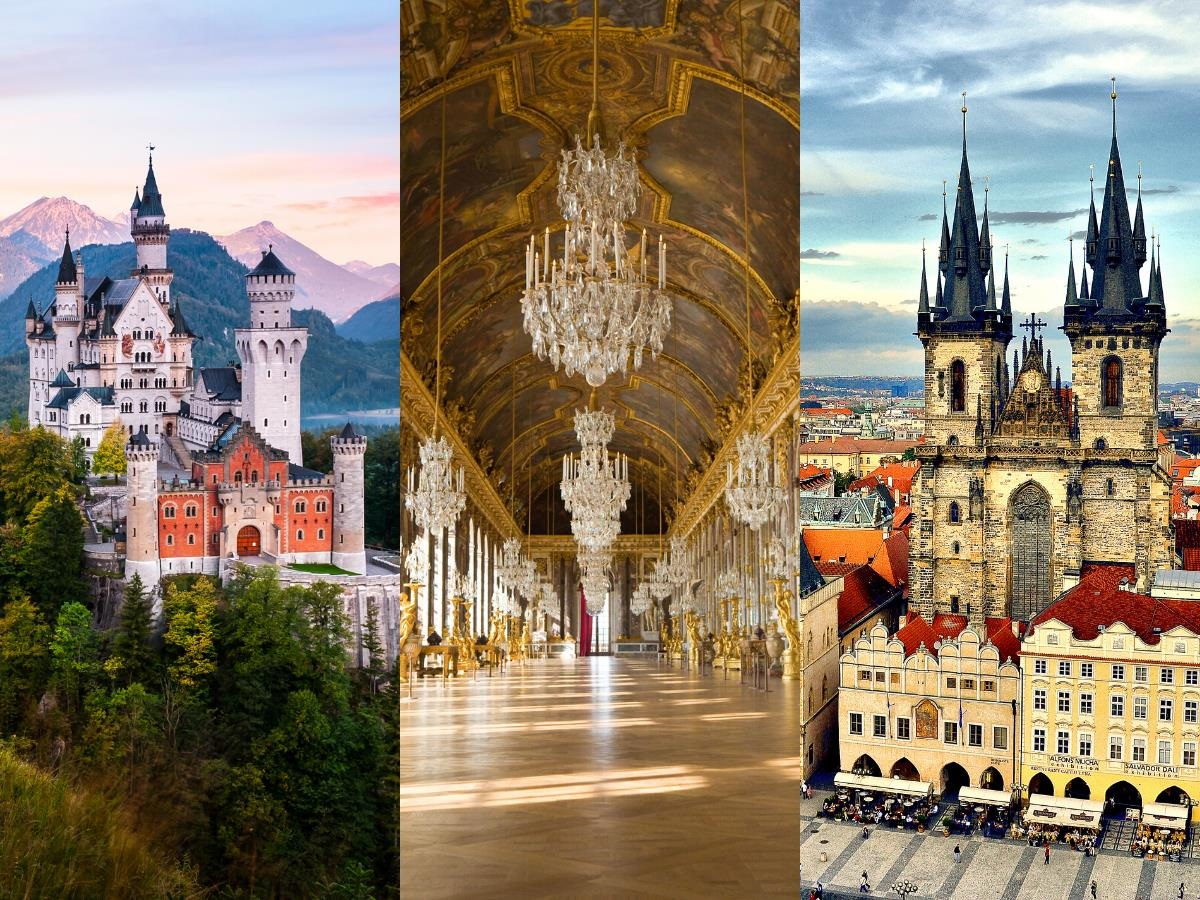 21 Castles And Royal Residences You Can Explore From Your Couch photo