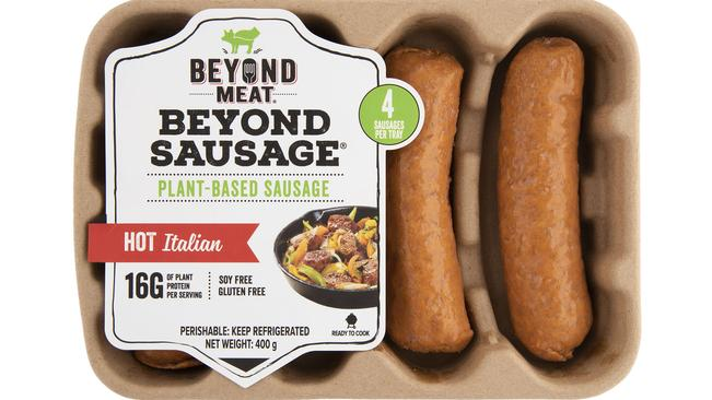 Woolworths Introduces New Beyond Meat Products photo
