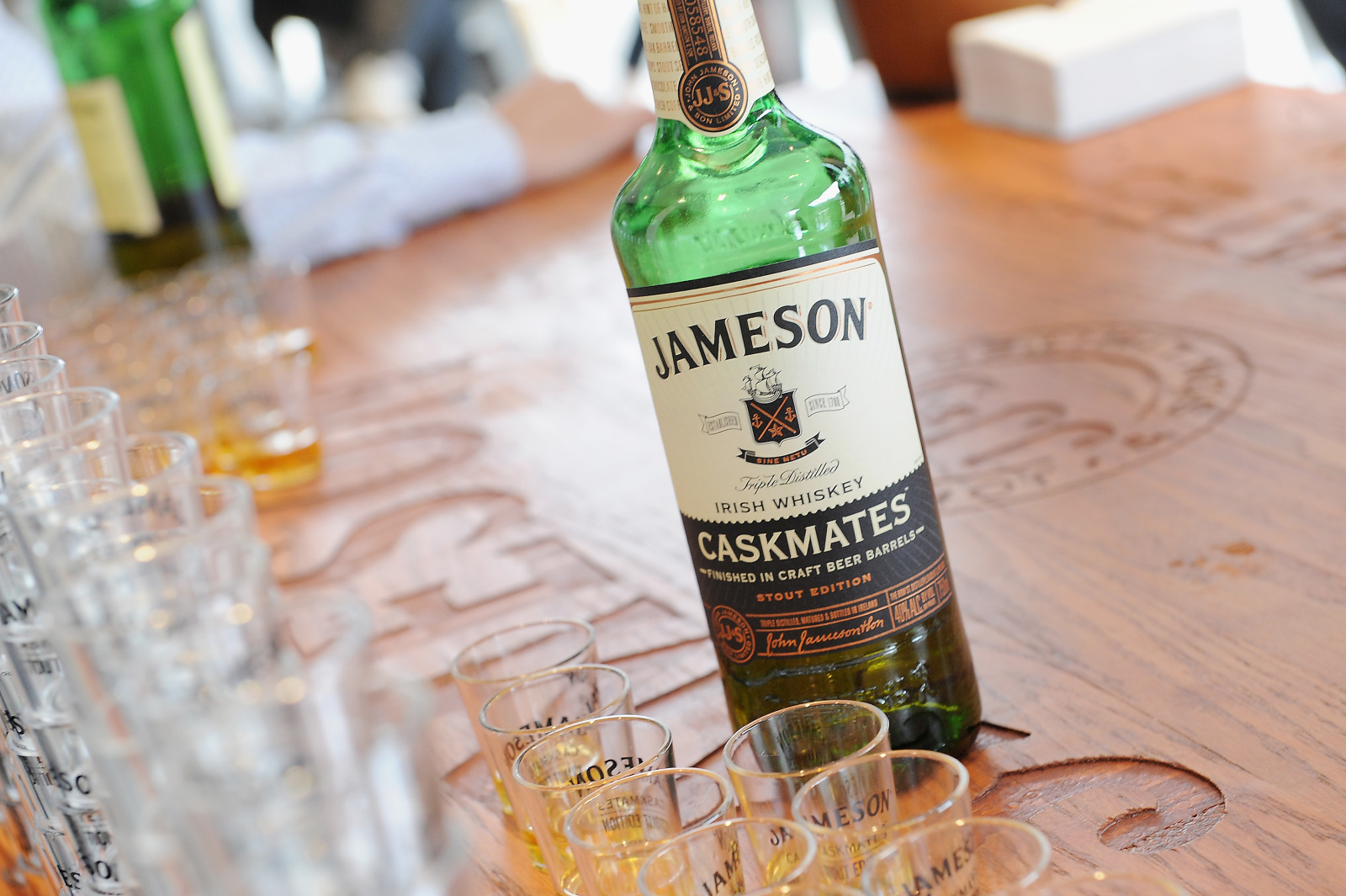 Guinness, Jameson Irish Whiskey St. Patrick's Day Charitable Moments photo