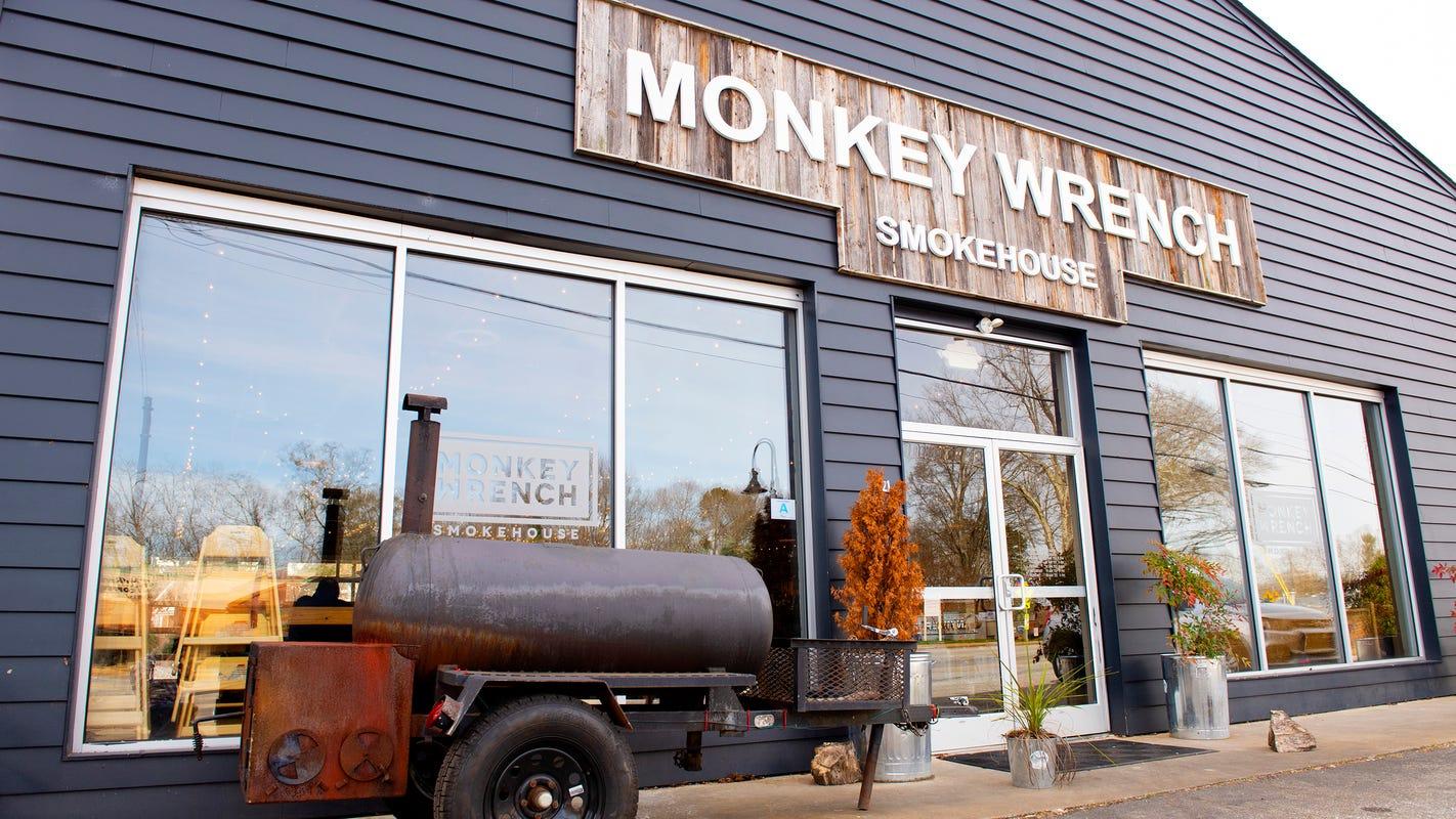 Drinkin' On The Job: Monkey Wrench photo