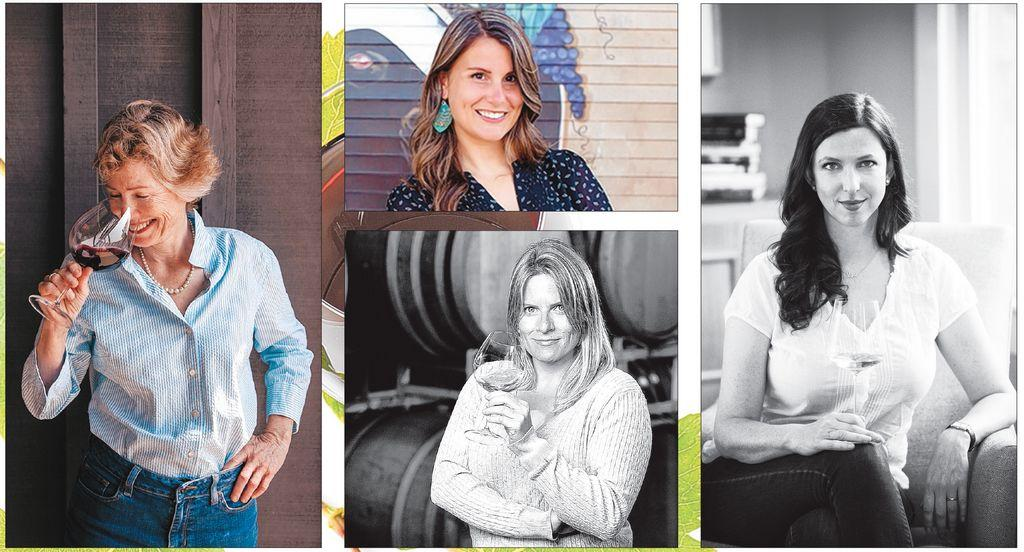 Bluechip: Women Emerge As Leaders In The Oregon Wine Industry photo