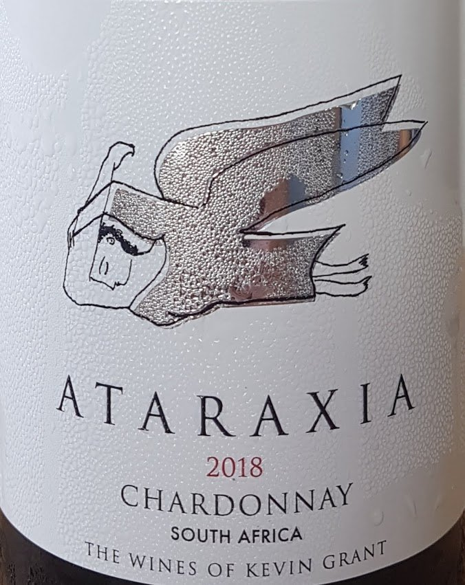 Ataraxia Chardonnay 2018 photo
