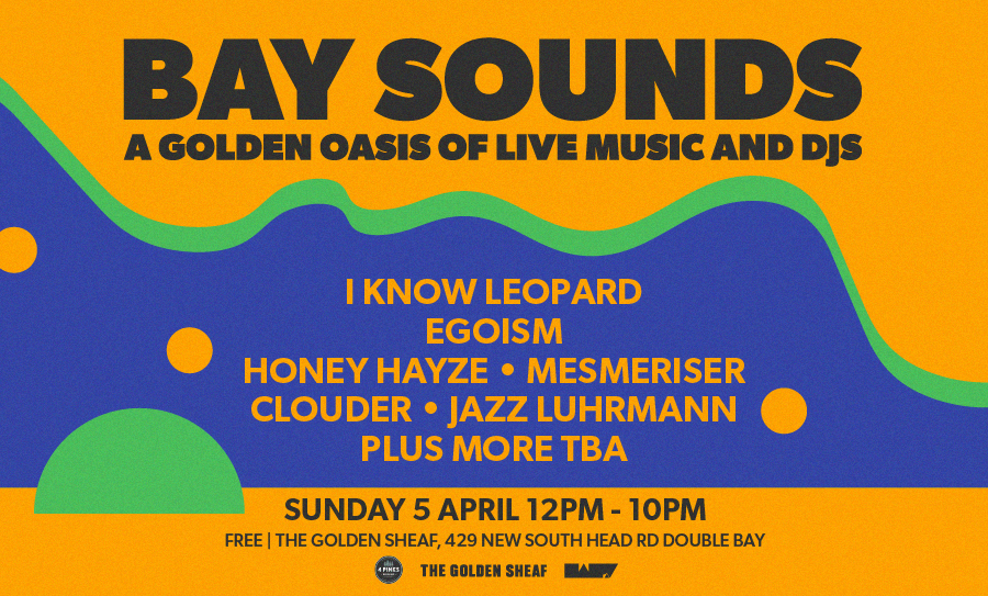 Announcing The Lineup For Bay Sounds #2! photo