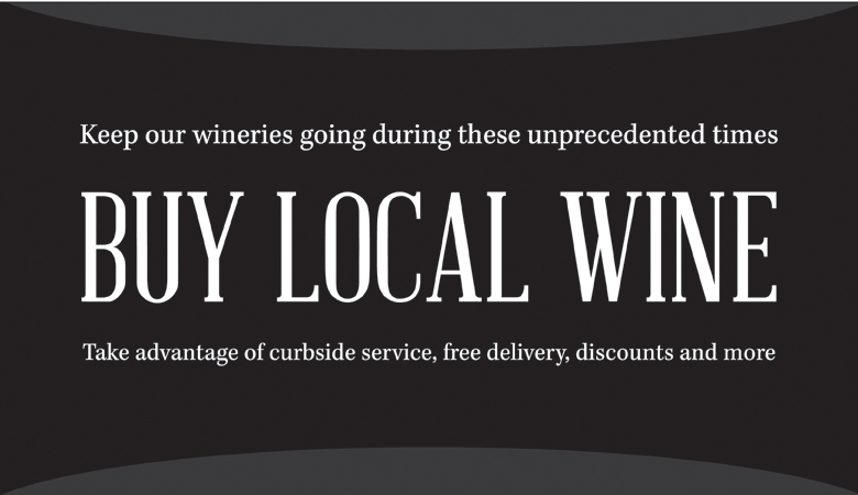 Wineries Promote Specials photo