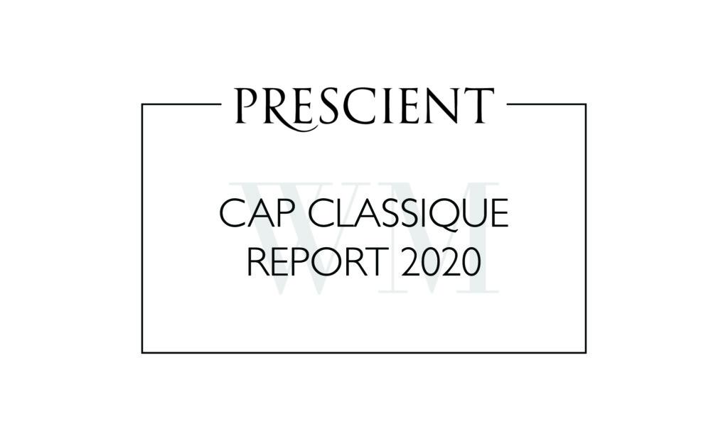 Prescient Cap Classique Report 2020: Top 10 photo