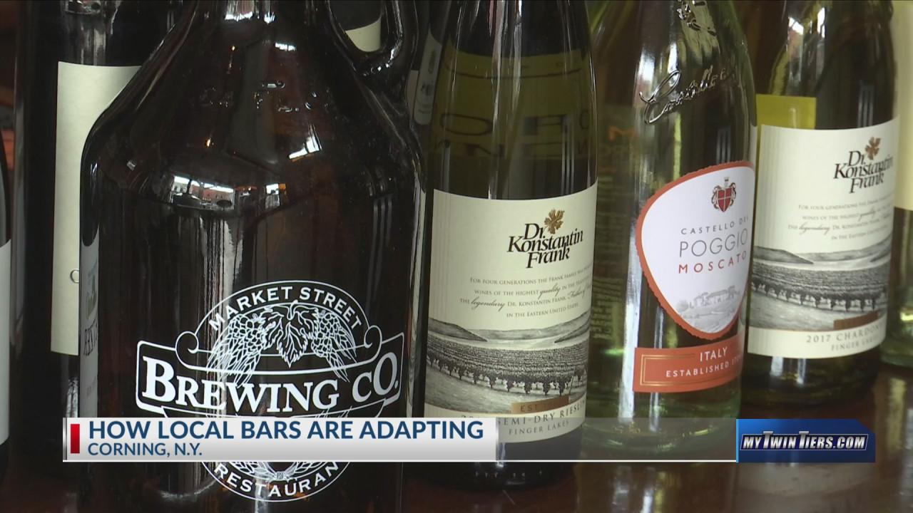 New York Brewery Serves Beer To Go Because Of Coronavirus photo