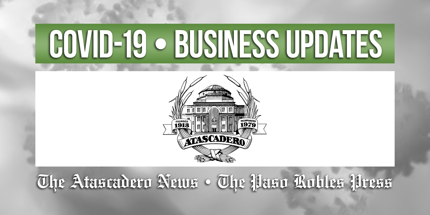 Local Business Updates For Atascadero • Atascadero News photo
